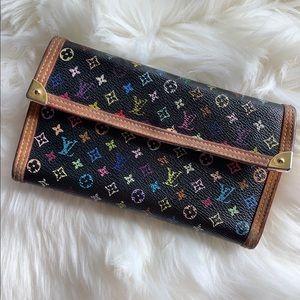 Louis Vuitton | Monogram Porte Tresor Long Wallet